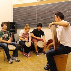 World Rhythm at Stanford Jazz