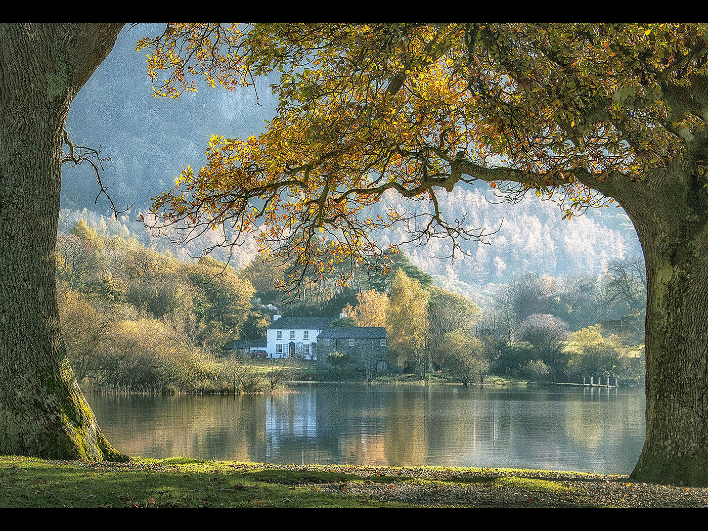 Calf Close Bay, Derwentwater
