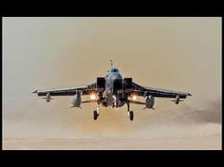 Tornado Takeoff