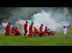 The Red Barrows