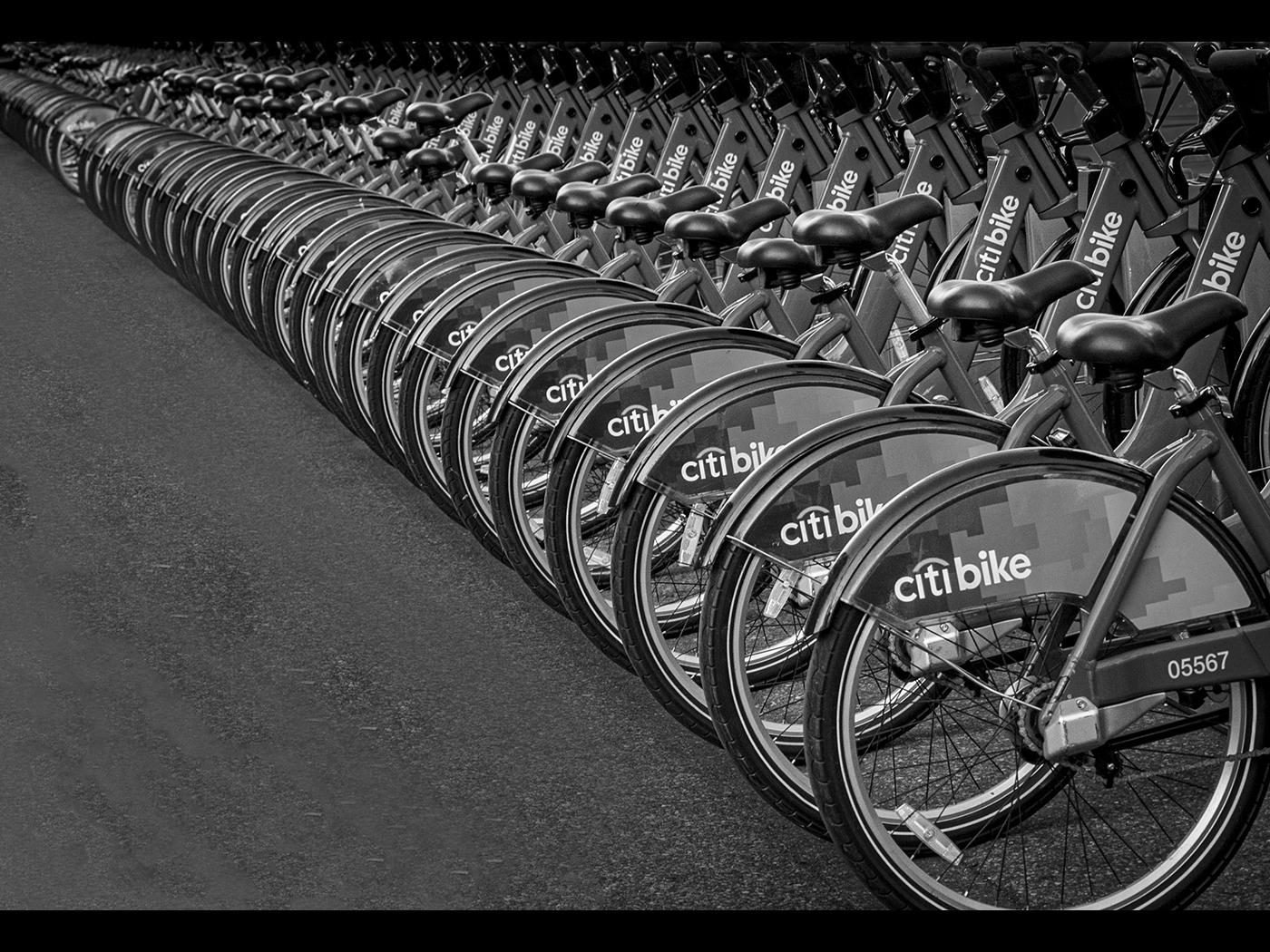 NY Citi Bikes