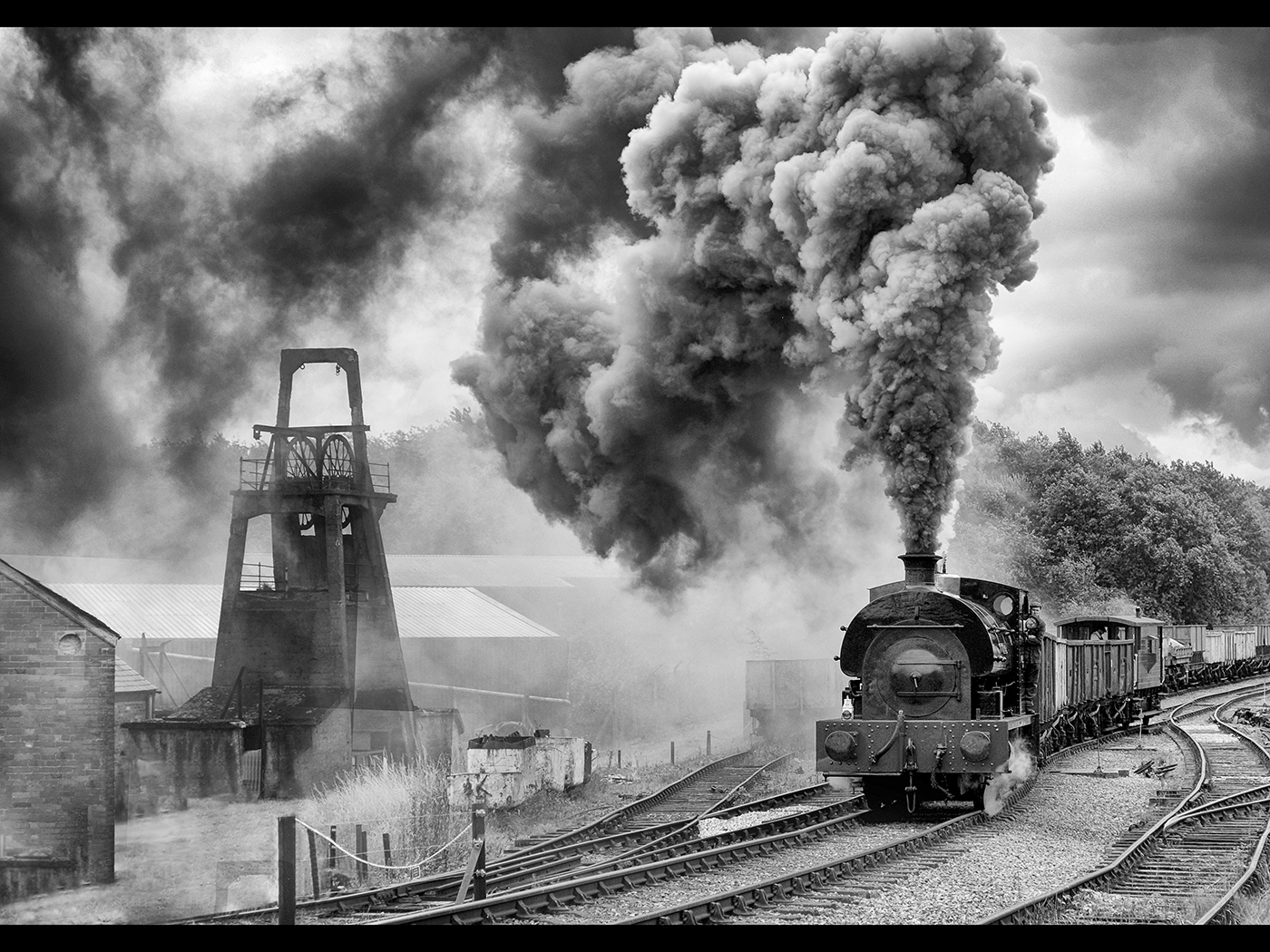 Colliery Departure