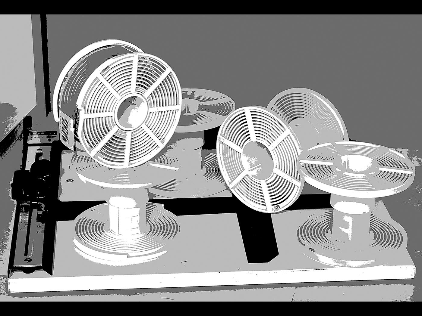 Film wheels