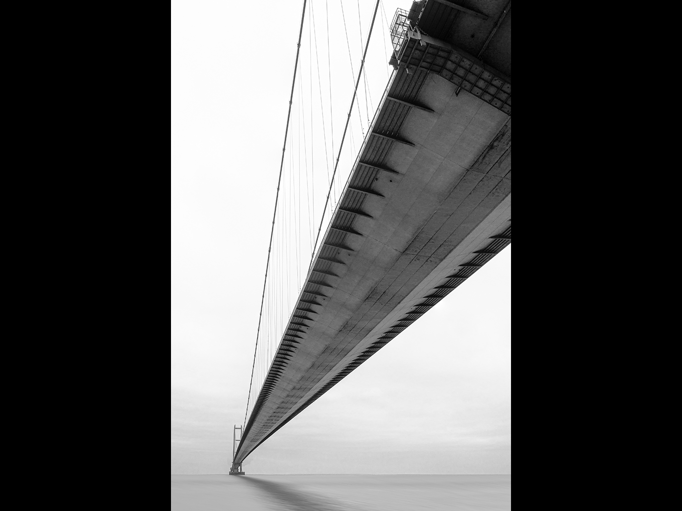 Humber Bridge Lines