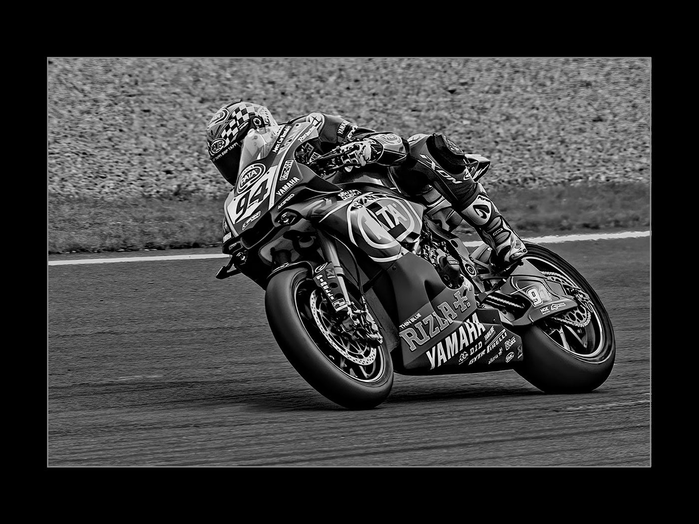Racing on two Wheels
