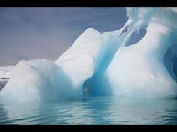 Blue Iceburg