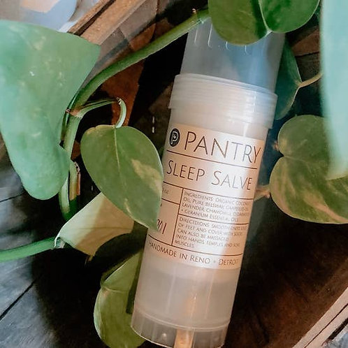 Pantry Products, Sleep Salve, 2 oz