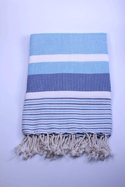 Seawave Beach Towel Turquoise