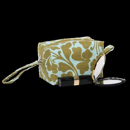 Olive Aqua Cosmetic Cases Small Prada