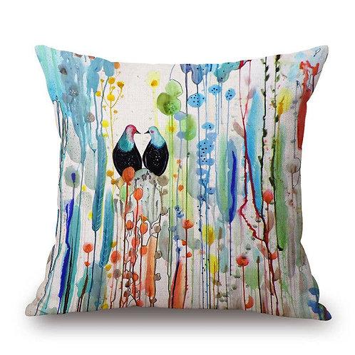 The Beautiful Story Decorative Pillow