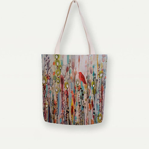Life as a Passage Canvas Tote Bag