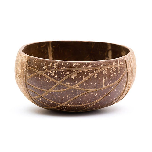 Waves Coconut Bowl