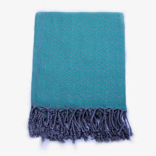 Ivy Turkish Towel, Green