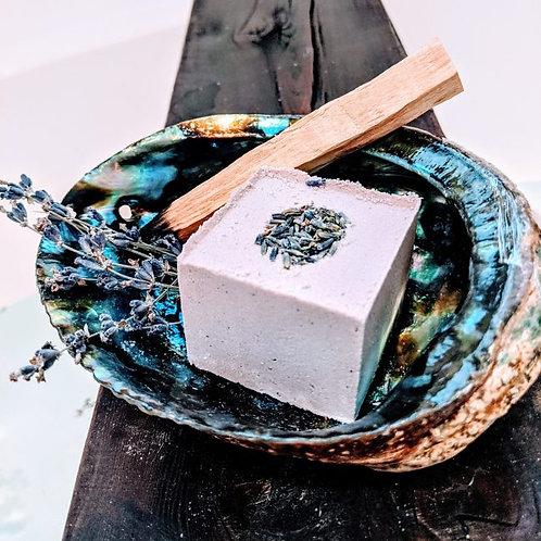 Herbal Infused Bath Bombs Lavender