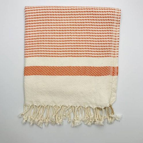 Dot Hand Towel, Orange
