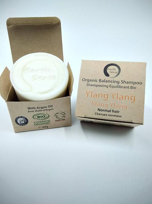 Organic Solid Shampoo - Ylang Ylang