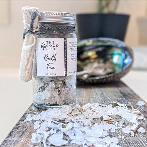Herbal Bath Tea Lavender 3oz