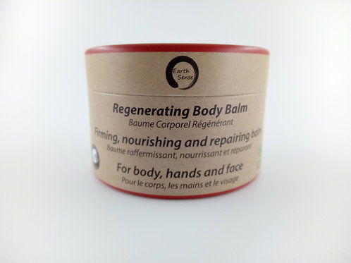 Organic Regenerating Body Balm with Ylang Ylang