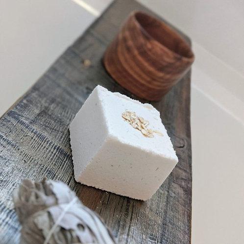 Herbal Infused Bath Bombs Vanilla
