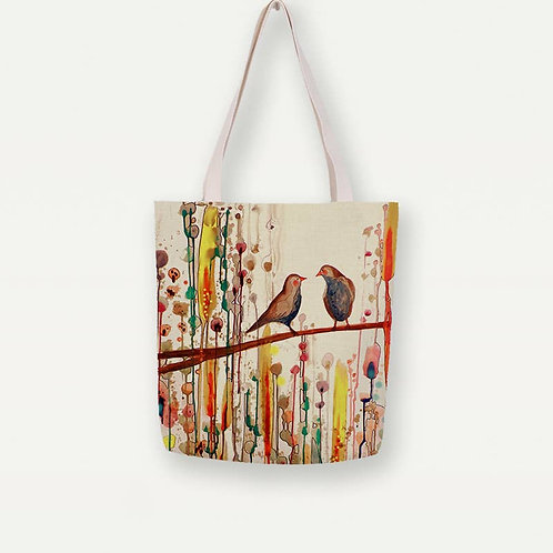 The Gypsies Canvas Tote Bag
