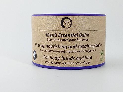 Organic Men's Essential Balm with Sandalwood
