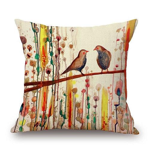 The Gypsies Decorative Pillow