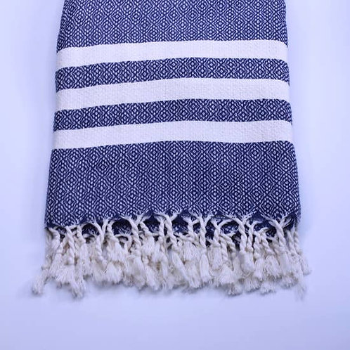 Sea Star Towel, Blue