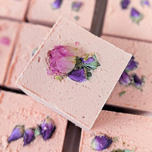 Herbal Infused Bath Bombs Rose