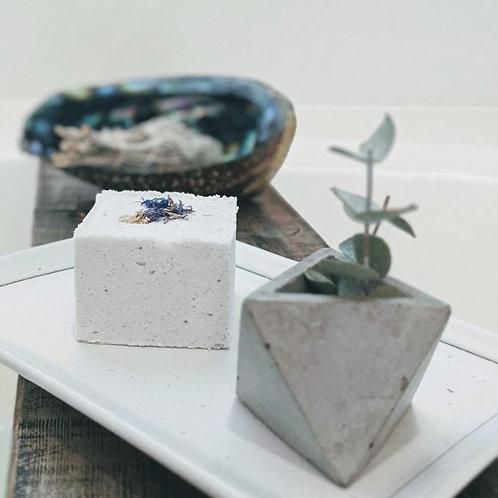 Herbal Infused Bath Bombs Eucalyptus