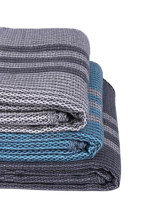 Luna Towel -Light Grey