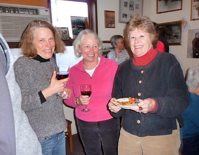 Delinda, Bear, Joan