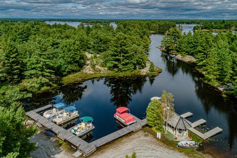 August 28, 2020- Cranberry Lake Lot 12 K