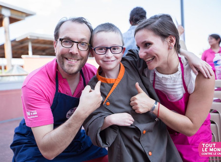 Meet Nicolas Rossignol, Founder & President of the non-profit Tout Le Monde contre le Cancer