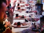 Edible forest Appetizer-Epicurean Nights Premiere