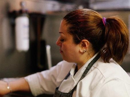 Meet Nasrin Rejali, Chef owner of Nasrin's Kitchen in NYC