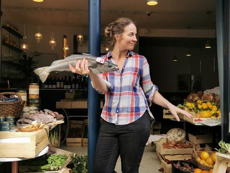 Meet Amandine Chaignot, Chef owner Pouliche in Paris