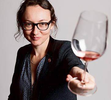 Master Sommelier MOF Pascaline Lepeltier