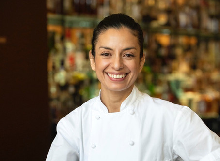 Meet Victoria Blamey, former Executive Chef at Gotham Bar & Grill in New York City