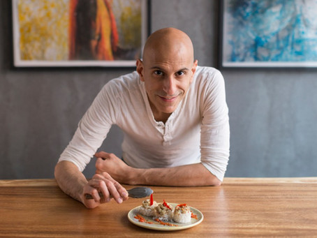 Meet Chef Jehangir Mehta - Chef owner of Graffiti Earth & Sustainability consultant in New York.