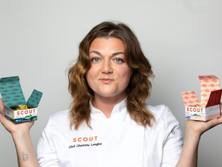 Meet Chef Charlotte Langley, Co-Founder and Chief Culinary Officer of Scout in North America
