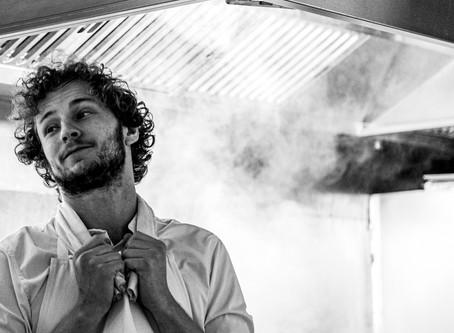 Meet Maxime Bonnabry Duval, Chef de cuisine at El Refettorio in Paris
