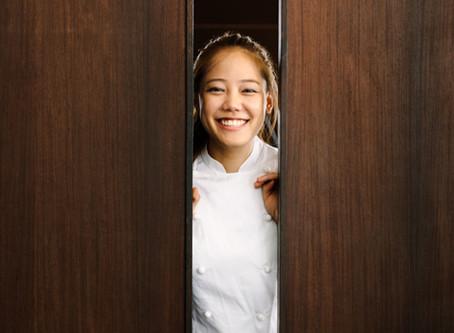 Meet Chef Eunji Lee, Executive Pastry Chef at Jungsik in New York City