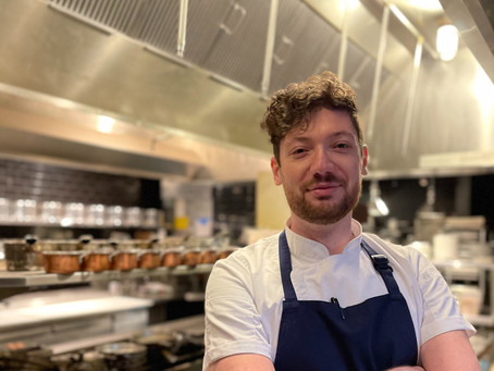 Meet Casey Baker – Head Chef-founder of Dinein & Chef at Asiatique by Mister French in NY