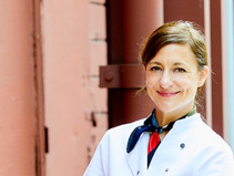 Meet Isabel Gunther, Chef and Founder of Little Green Gourmets in New York City.