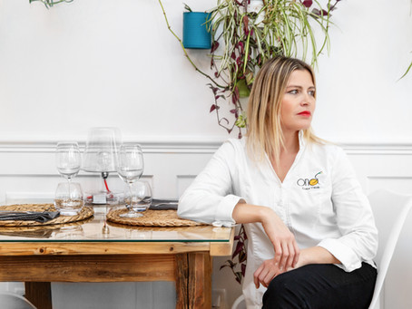 Meet Claire Vallée – Chef owner of Ona in Arès, France.