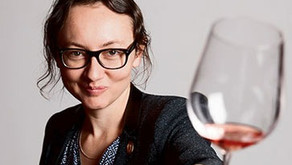 Meet Pascaline Lepeltier, MOF and  2018 Best French Sommelier - New York City.