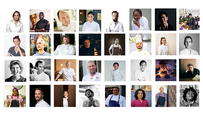 Chefs For Impact Chef profiles