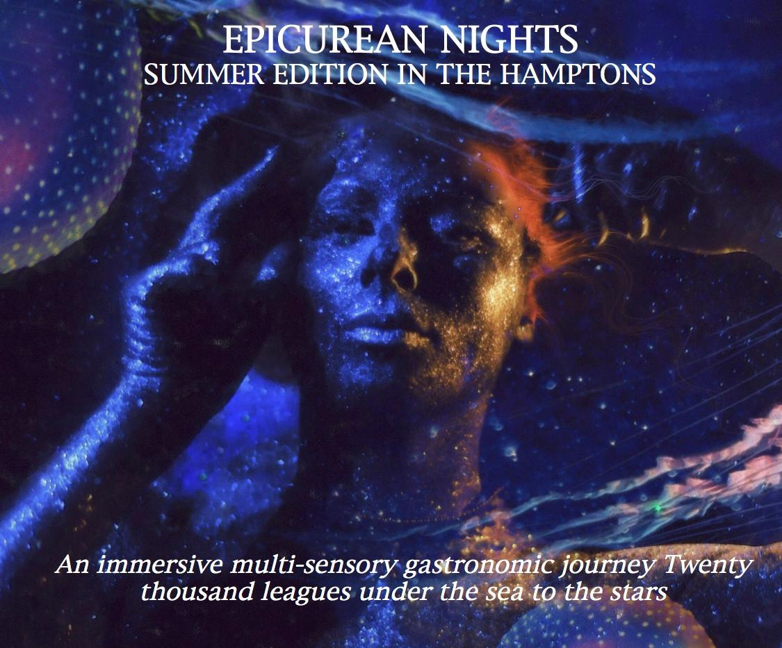 Epicurean nights Summer