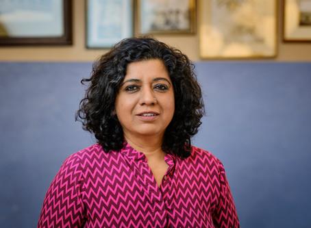 Meet Asma Khan, Chef Founder of Darjeeling Express in London UK