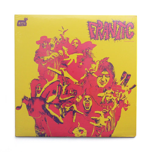 Frantic | Conception | 1970 Lizard 1st